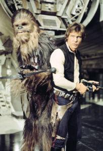 Han & Chewie Fotoshooting 2