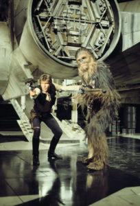 Han & Chewie Fotoshooting 3