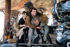 Am Set von Solo: A Star Wars Story