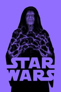 "Star Wars #58 (John Tyler Christopher ""Negative Space Palpatine"" Variant Cover) (05.12.2018)"