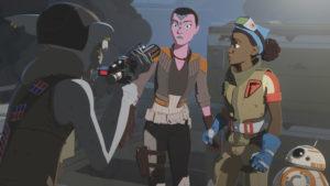 """In """"Synara"""" greifen erneut Piraten die Station Colossus an."""