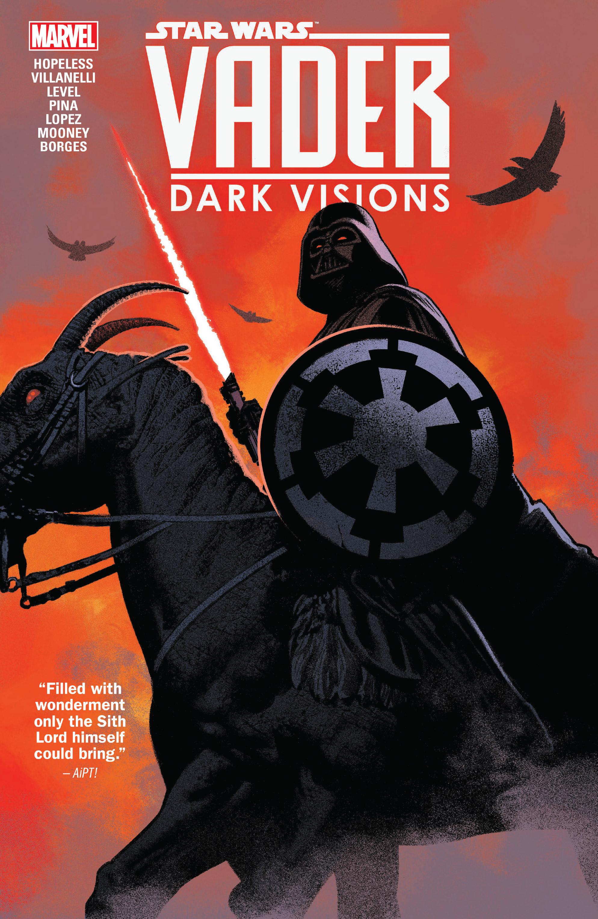 Vader: Dark Visions (27.08.2019)