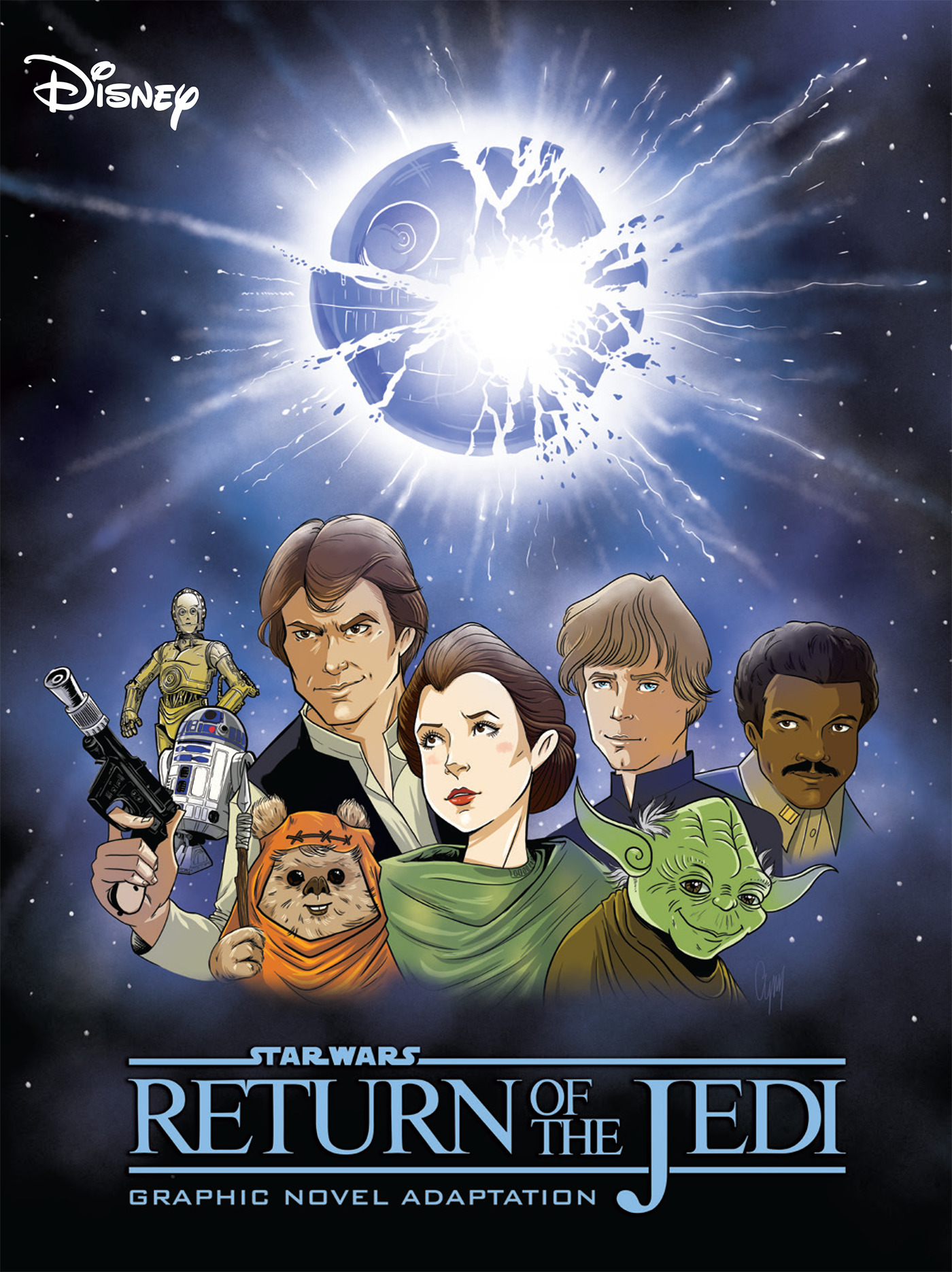 Star Wars: Return of the Jedi - Graphic Novel Adaptation (22.10.2019)