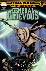 Age of Republic: General Grievous #1 (13.03.2019)