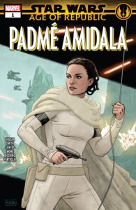 Age of Republic: Padmé Amidala #1 (06.03.2019)