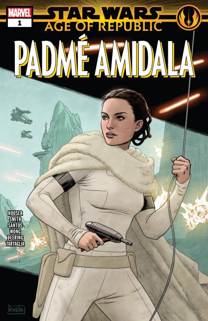 Age of Republic: Padmé Amidala #1 (06.03.2019)