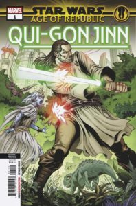 Age of Republic: Qui-Gon Jinn #1 (2nd Printing) (16.01.2019)