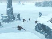 Anflug auf Orto Plutonia (Quelle: Jedipedia.net)