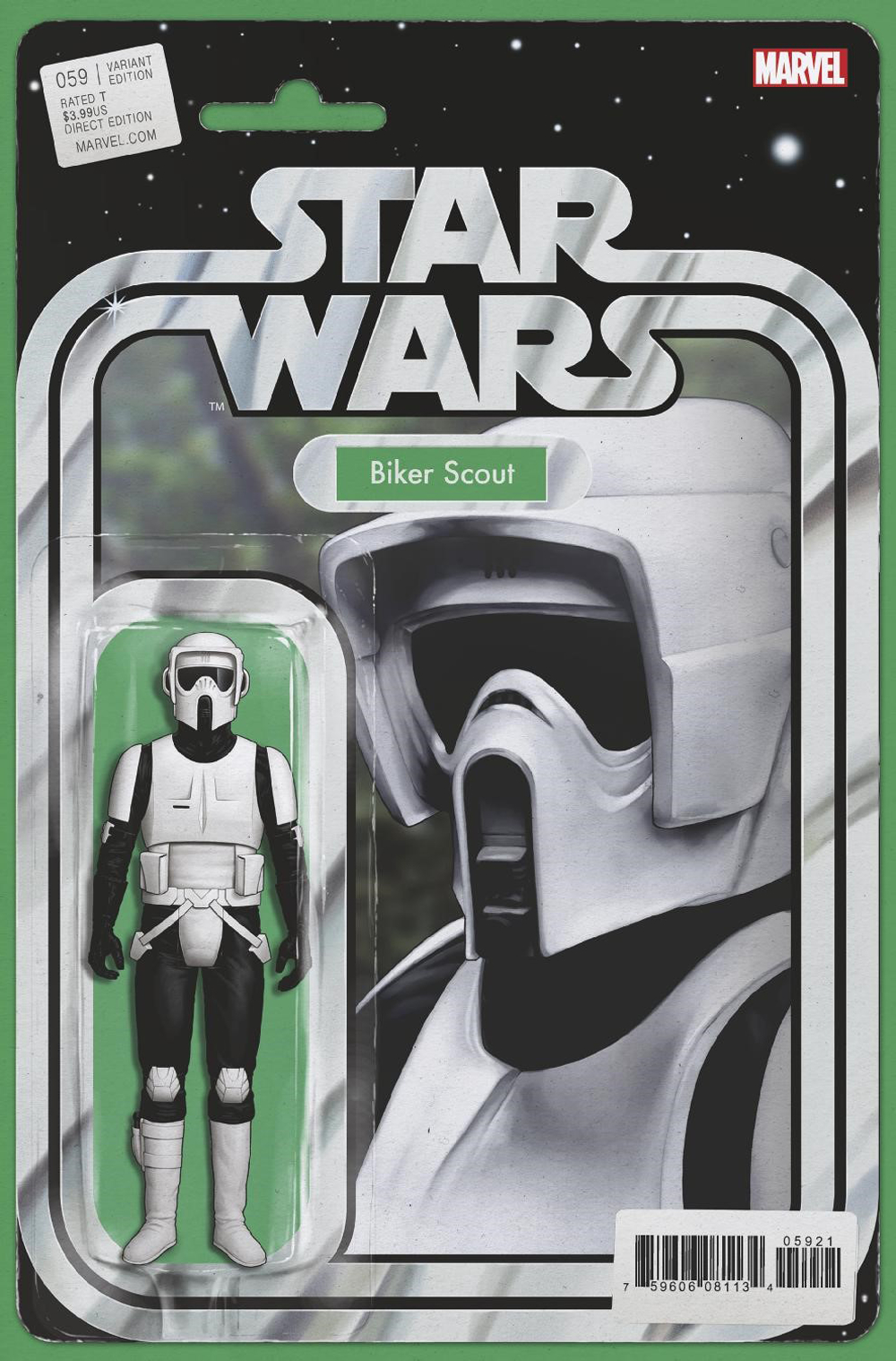 Star Wars #59 (Action Figure Variant Cover) (09.01.2019)