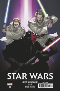 Star Wars #59 (Leinil Francis Yu Greatest Moments Variant Cover 1 of 36) (09.01.2019)