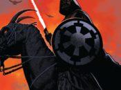 Vader: Dark Visions #1 (März 2019, Cover von Greg Smallwood)