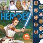 Star Wars: Heroes - 10-Button Sound Book (07.07.2020)