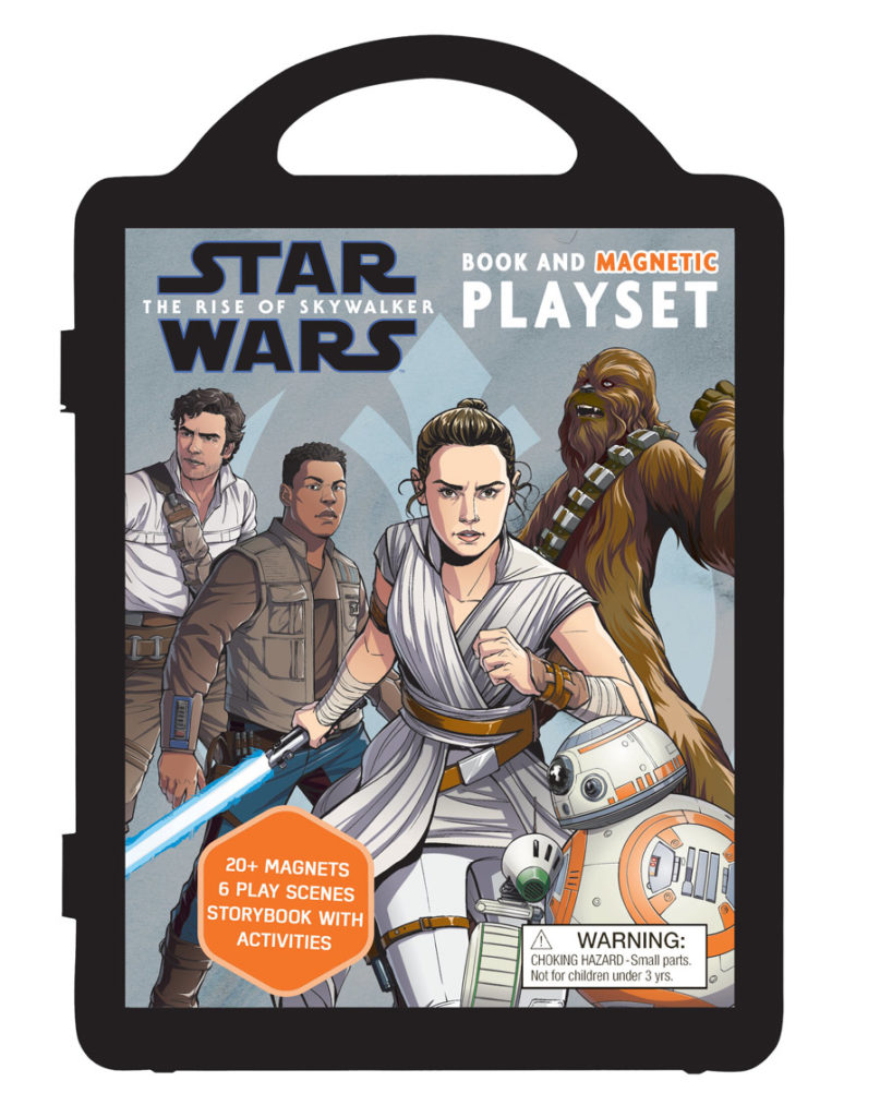 Journey to Star Wars: The Rise of Skywalker Magnetic Play Set (04.10.2019)