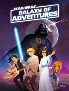 Galaxy of Adventures Chapter Book (27.08.2019)
