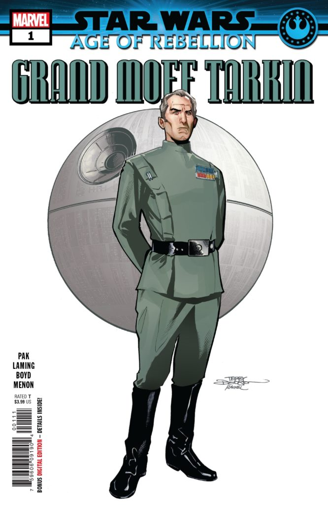 Age of Rebellion: Grand Moff Tarkin #1 (10.04.2019)