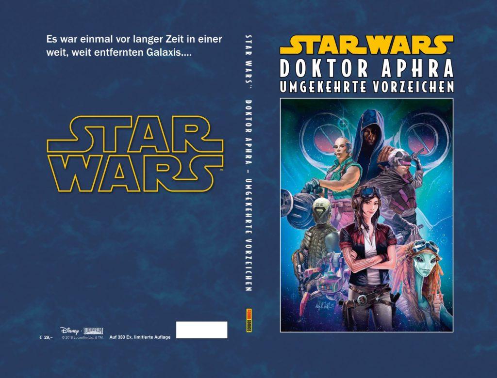 Doktor Aphra III: Umgekehrte Vorzeichen (Limitiertes Hardcover) (27.03.2019)