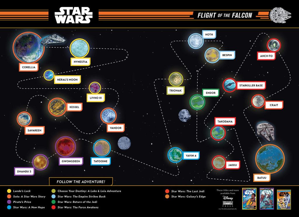 Flight of the Falcon-Karte aus Pirate's Price