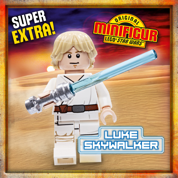 LEGO Star Wars Magazin #43 - Vorschau Extra