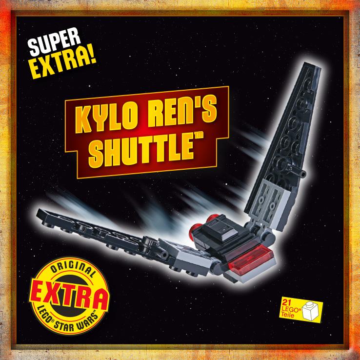 LEGO Star Wars Comic Sammelband #13 - Vorschau Extra