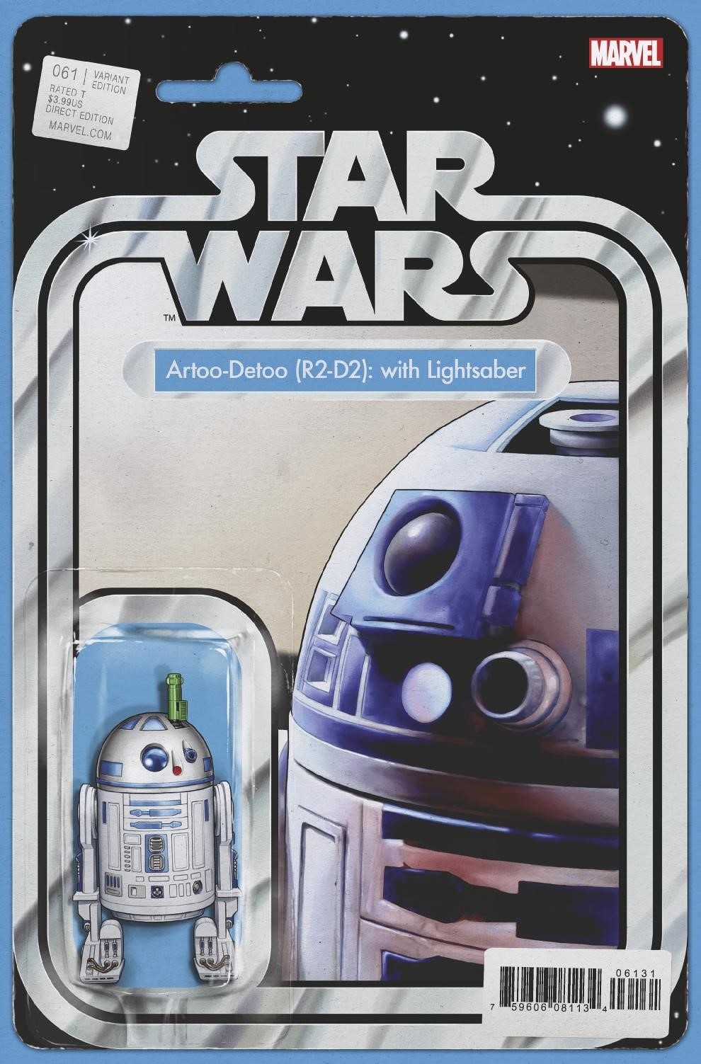 Star Wars #61 (Action Figure Variant Cover) (06.02.2019)