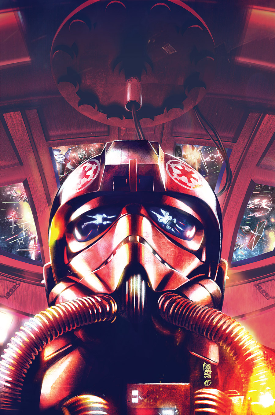 TIE Fighter #1 (April 2019)