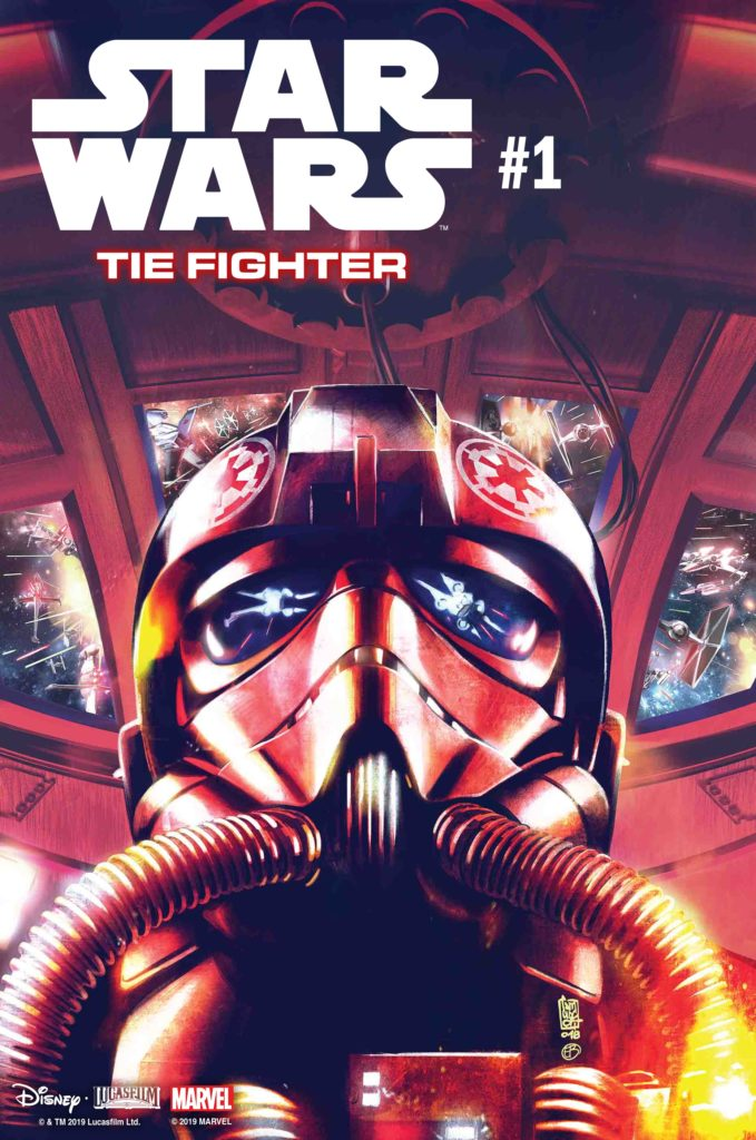 TIE Fighter #1 (17.04.2019)