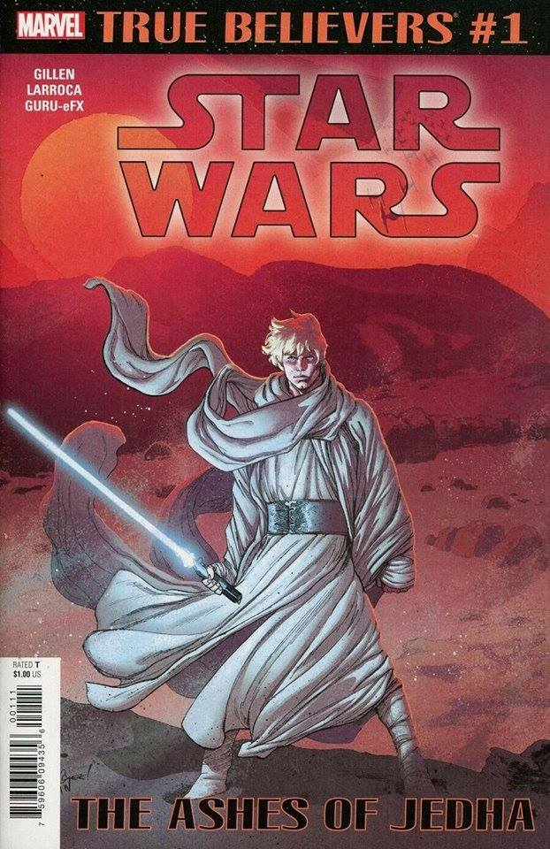 True Believers: Star Wars: The Ashes of Jedha #1 (April 2019)