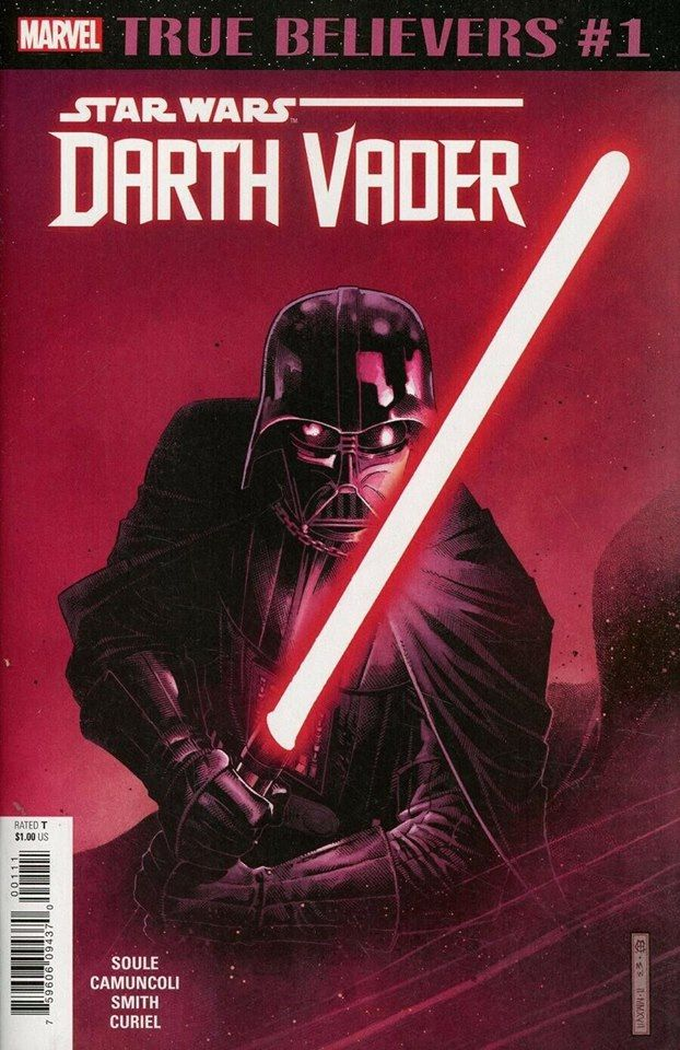 True Believers: Darth Vader #1 (April 2019)