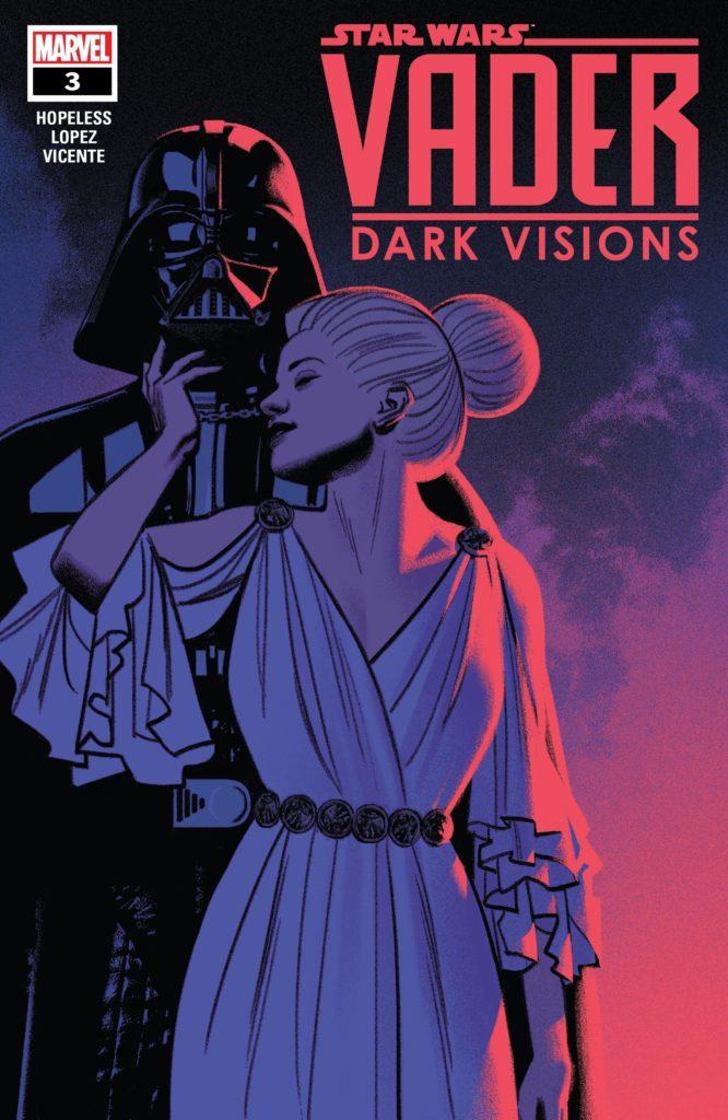Vader: Dark Visions #3 (24.04.2019)