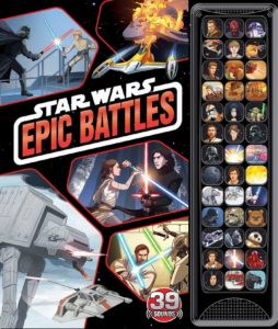 Star Wars: Epic Battles - 39-Button Sound Book (01.10.2019)
