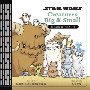 Creatures Big & Small (01.10.2019)