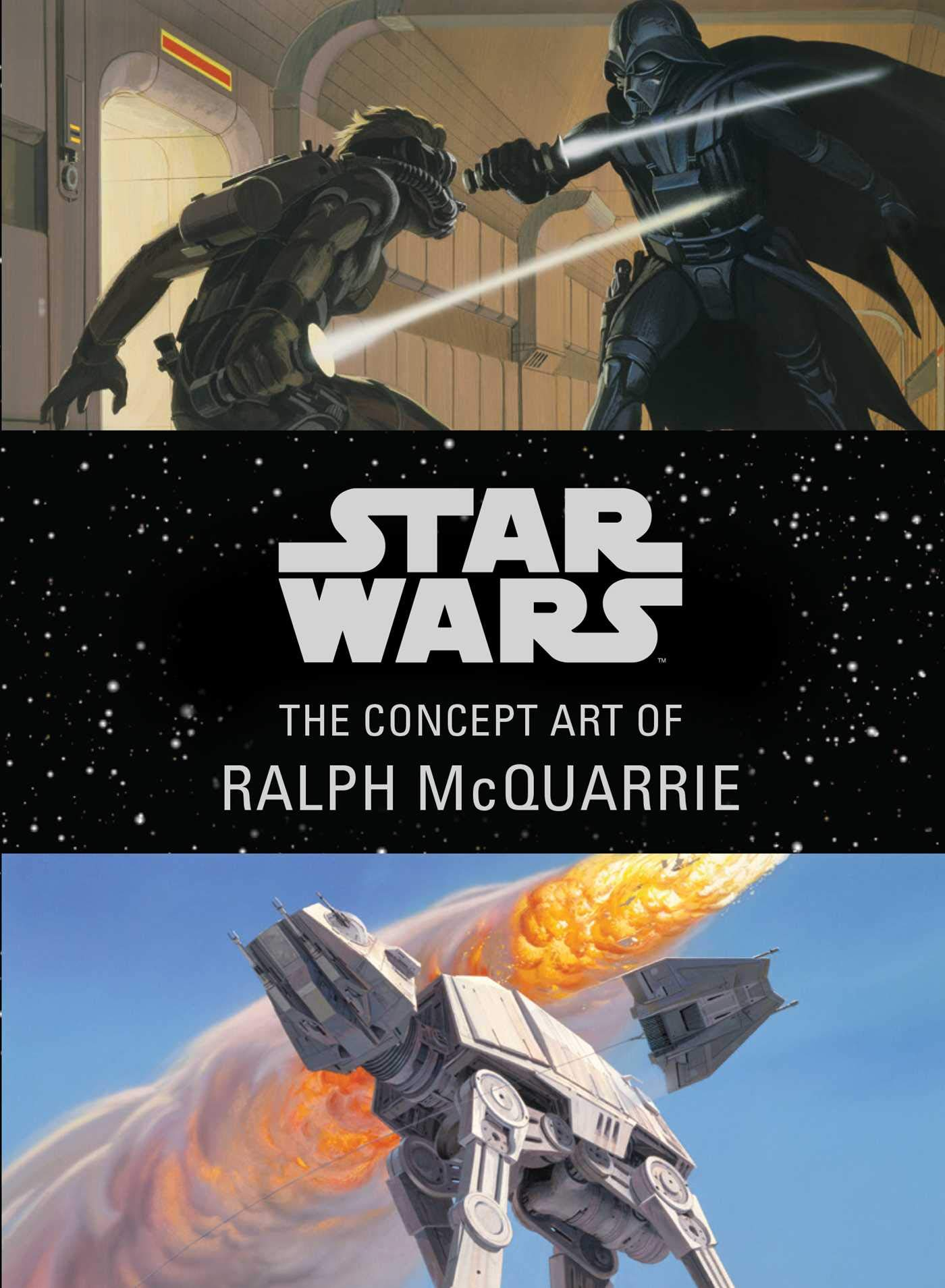 Star Wars: The Concept Art of Ralph McQuarrie Mini Book (08.10.2019)