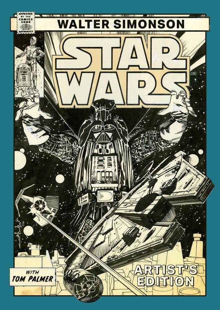 Walter Simonson Star Wars Artist's Edition (24.07.2019)