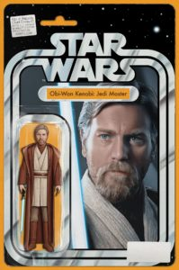 Age of Republic: Count Dooku #1 (JTC Action Figure Variant Cover) (28.02.2019)