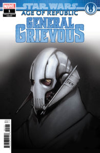 Age of Republic: General Grievous #1 (Concept Design Variant Cover) (13.03.2019)