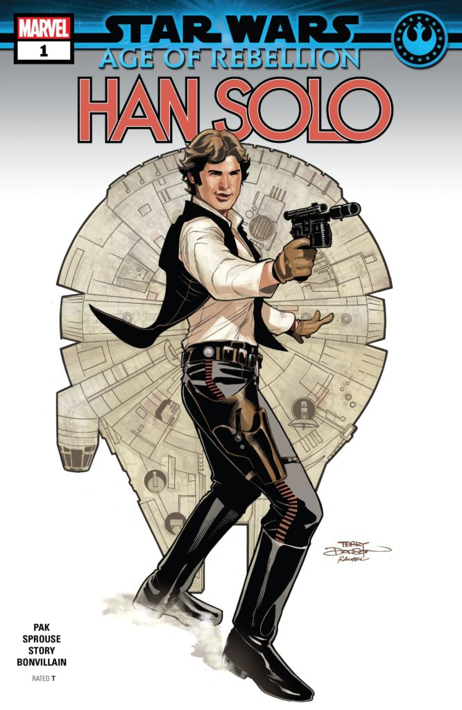 Age of Rebellion: Han Solo #1 (01.05.2019)