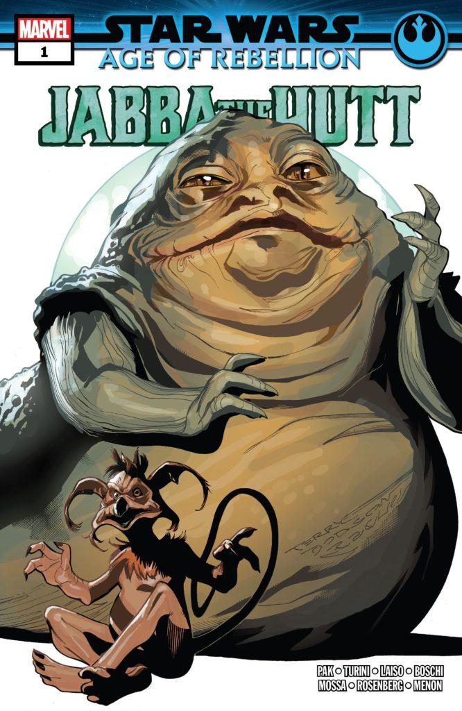 Age of Rebellion: Jabba the Hutt #1 (22.05.2019)