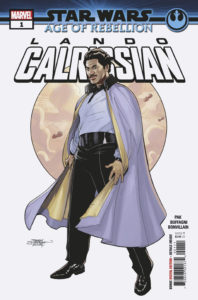 Age of Rebellion: Lando Calrissian #1 (15.05.2019)