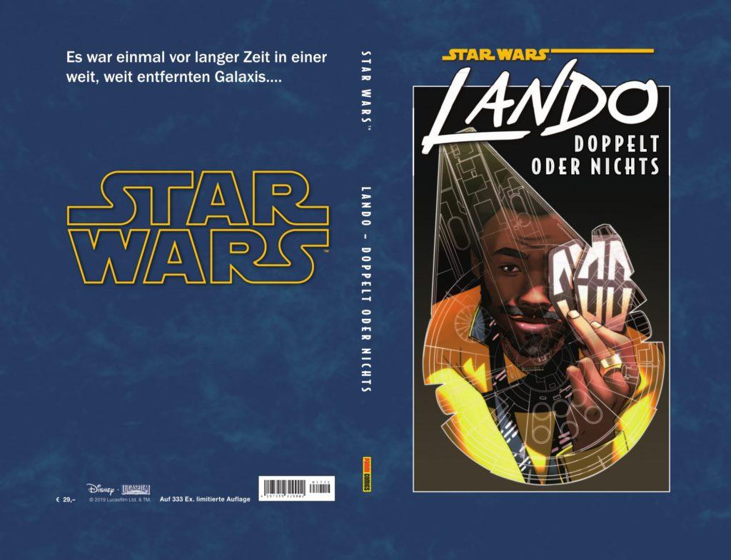 Lando: Doppelt oder Nichts (Limitiertes Hardcover) (24.04.2019)