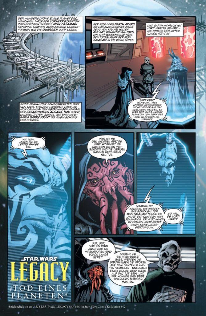 Panini Vorschauseiten Aus Den Bänden 64 Und 65 Der Comic Kollektion