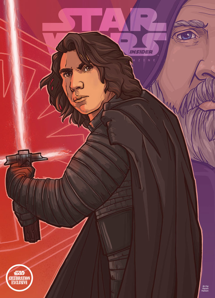 Star Wars Insider #189 (Celebration Chicago Dark Side Cover) (11.04.2019)