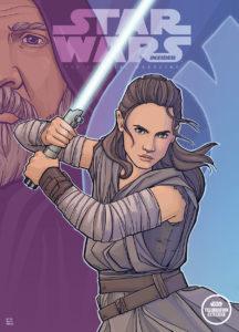 Star Wars Insider #189 (Celebration Chicago Light Side Cover) (11.04.2019)