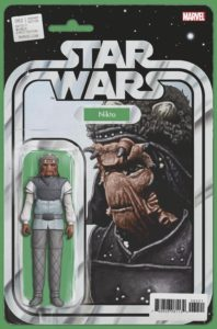 Star Wars #62 (Action Figure Variant Cover) (06.03.2019)