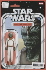 Star Wars #63 (Action Figure Variant Cover) (20.03.2019)