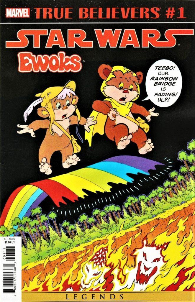True Believers: Ewoks #1 (01.05.2019)
