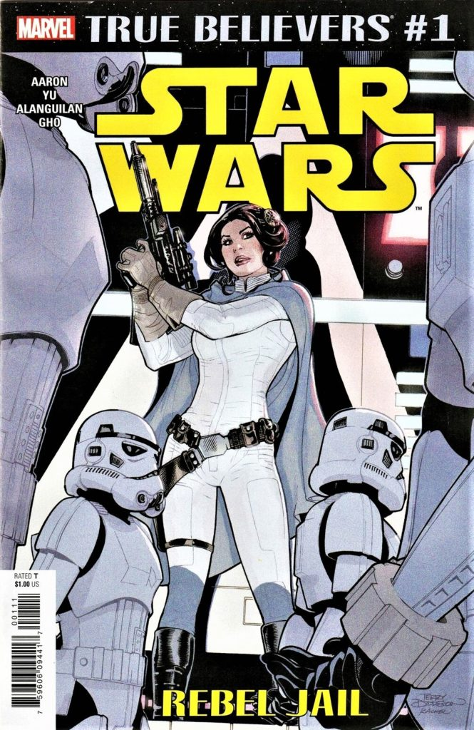 True Believers: Star Wars: Rebel Jail #1 (01.05.2019)