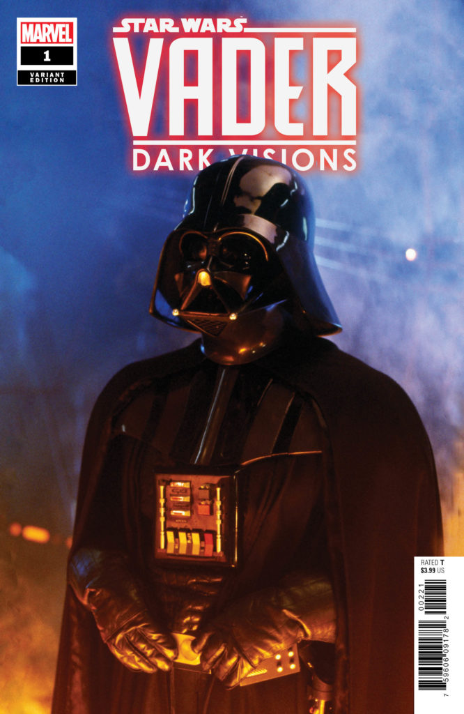 Vader: Dark Visions #1 (Movie Variant Cover) (06.03.2019)