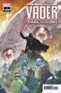 Vader: Dark Visions #1 (Leinil Francis Yu Variant Cover) (06.03.2019)