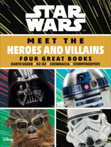 Star Wars: Meet the Heroes and Villains - Four Great Books (08.10.2019)