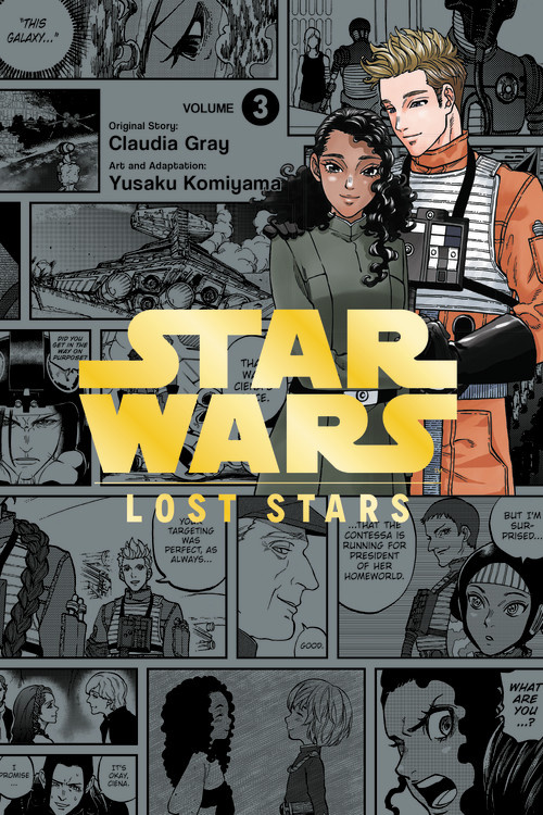 Lost Stars Volume 3 (29.10.2019)
